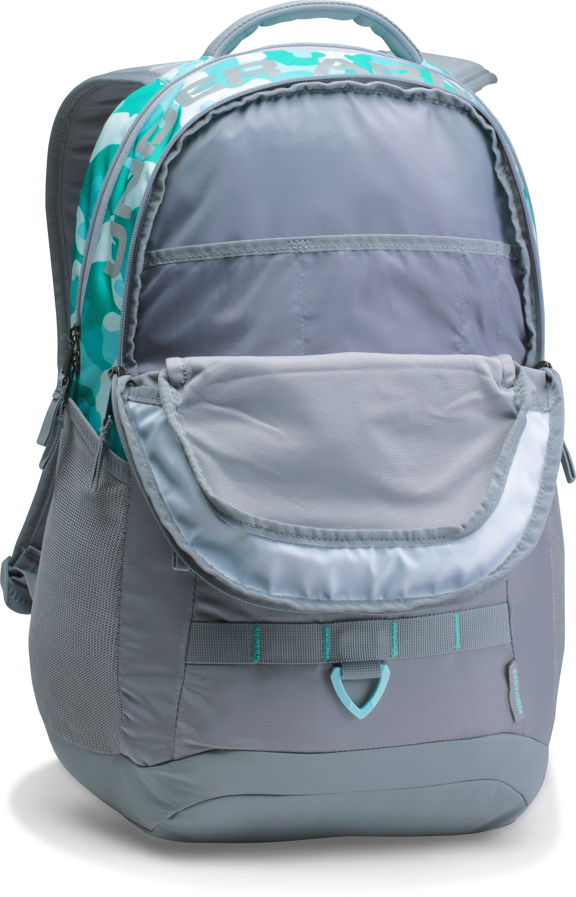 UA Big Logo 5.0 Backpack, BLUE INFINITY,