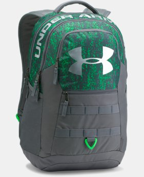 UA Big Logo 5.0 Backpack  5 Colors $69.99