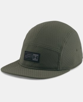 Men's UA Deboss Camper Cap  1  Color Available $14