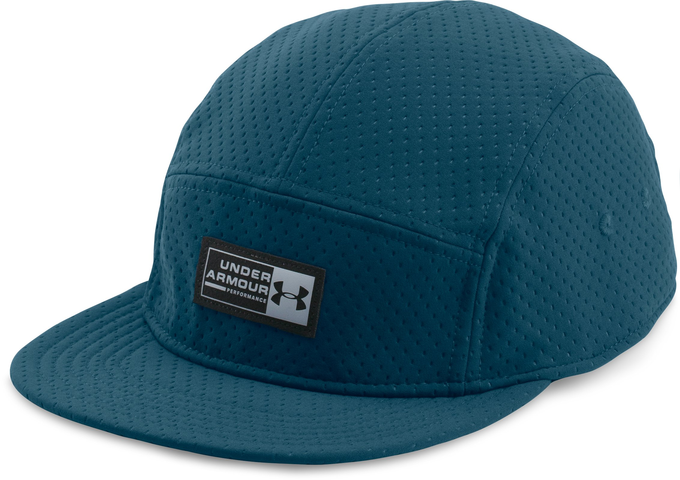 Men's UA Deboss Camper Cap, TRUE INK