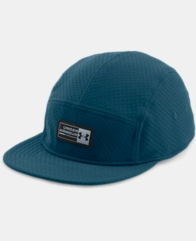 Men's UA Deboss Camper Cap  1 Color $27.99