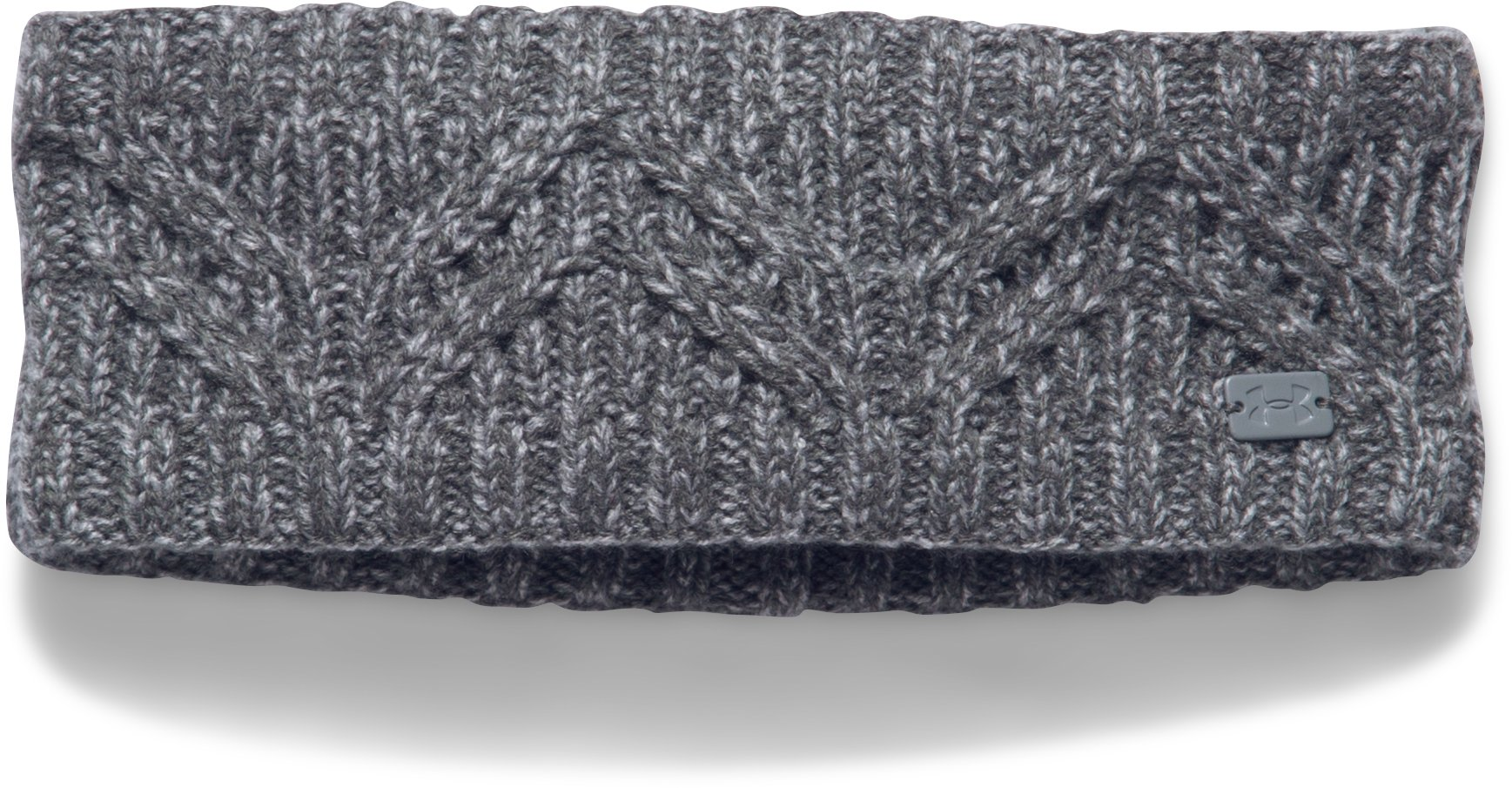 Women's UA Around Town Headband, RHINO GRAY
