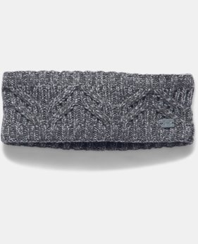 Women's UA Around Town Headband  1 Color $29.99