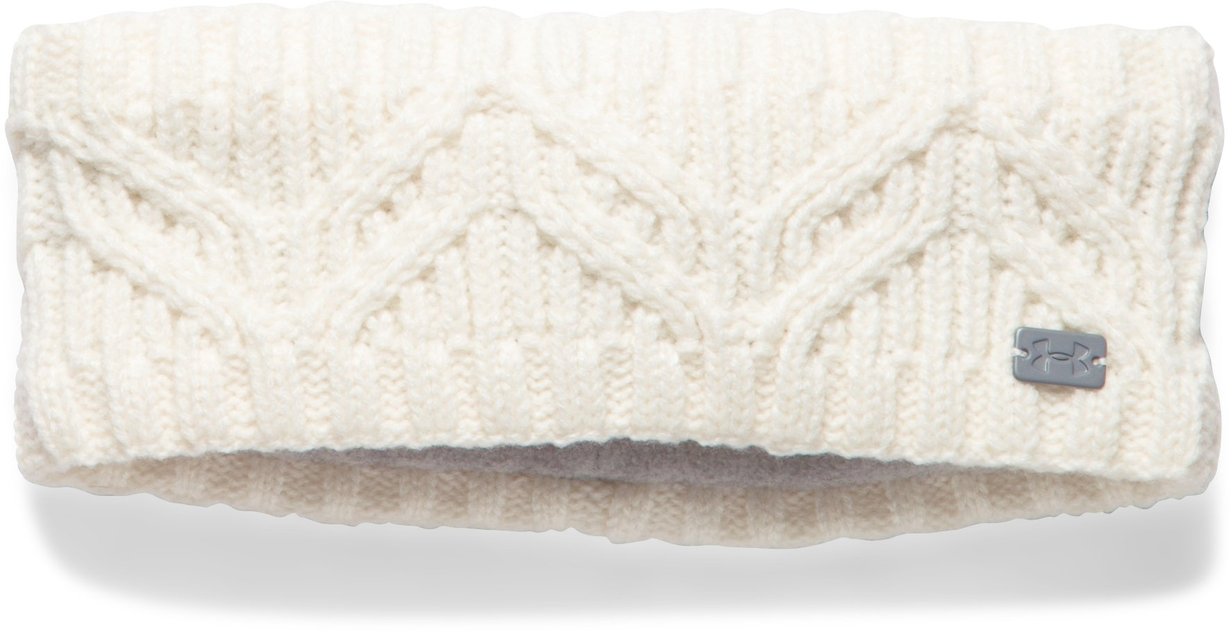 Women's UA Around Town Headband, Ivory,