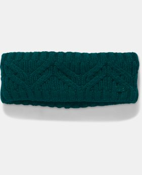 Women's UA Around Town Headband  1  Color Available $18.74