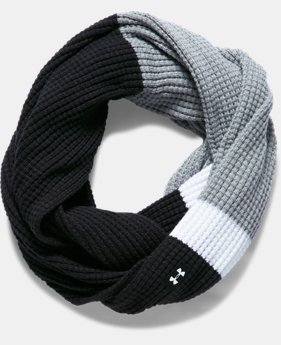 Women's UA Favorite Waffle Knit Scarf  1  Color Available $39.99
