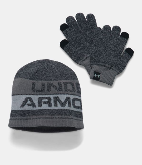 094cac26e Kids' UA Beanie & Glove Combo Set 2.0 | Under Armour US