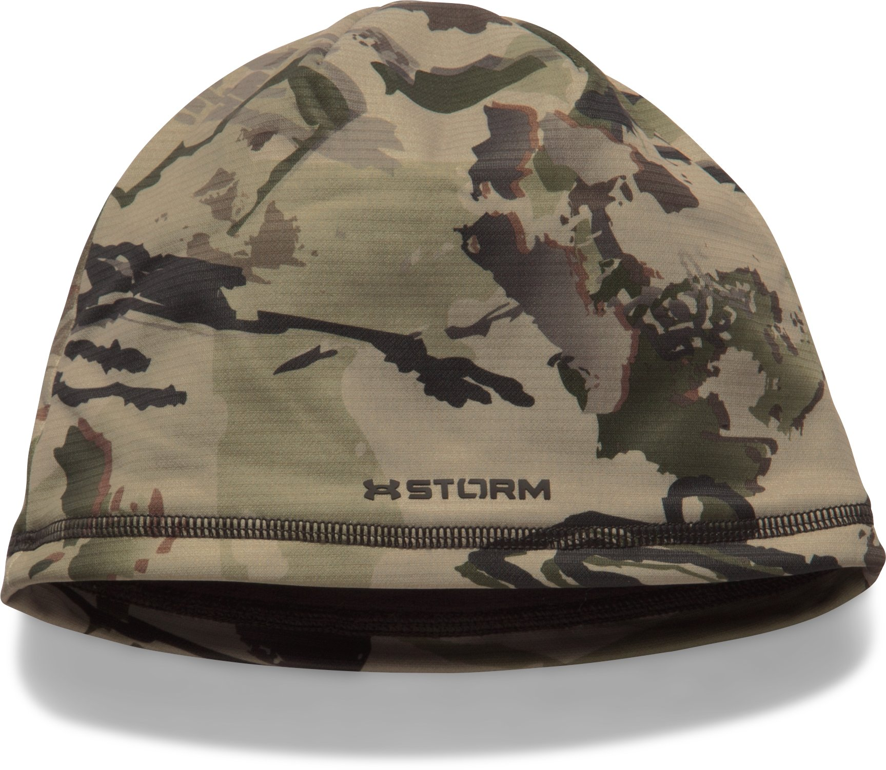 Men's UA Scent Control Storm Fleece Beanie, RIDGE REAPER® BARREN, undefined