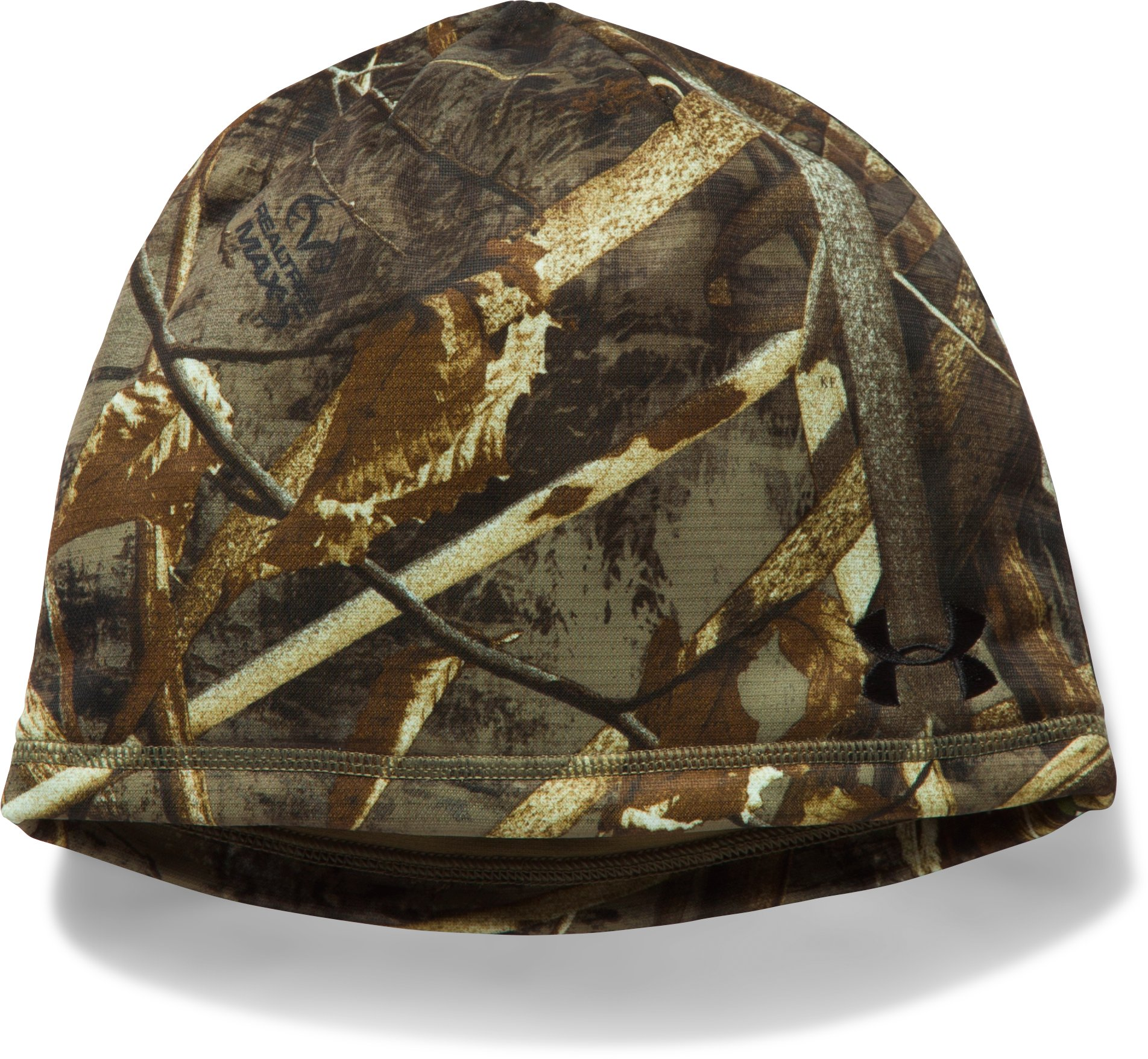 Men's UA Reversible Fleece 2.0 Beanie, REALTREE MAX 5