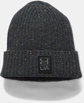 Men's UA Hunt Wool Beanie  1 Color $39.99