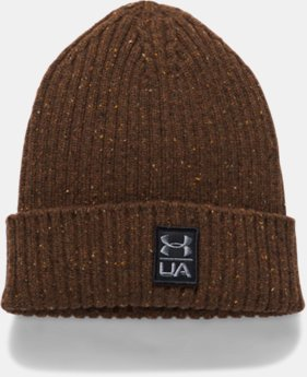 Men's UA Hunt Wool Beanie  3 Colors $34.99