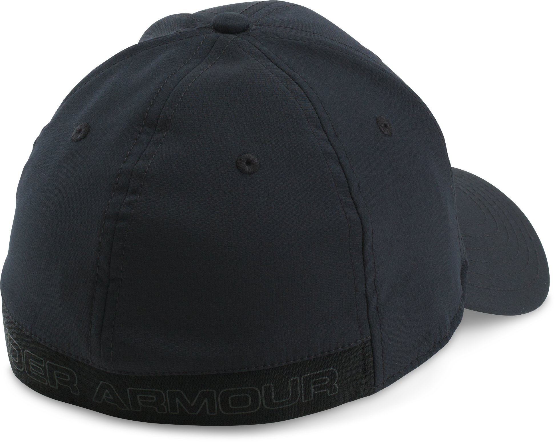 Men's UA Storm Headline Hunt Cap, Black ,