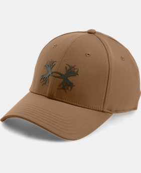 New to Outlet Men's UA Storm Headline Hunt Cap  1 Color $18.99