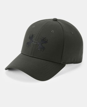 Men's UA Storm Headline Hunt Cap  1  Color Available $24.99