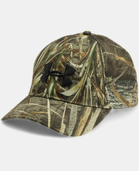Men's UA Camo 2.0 Cap  2 Colors $18.74