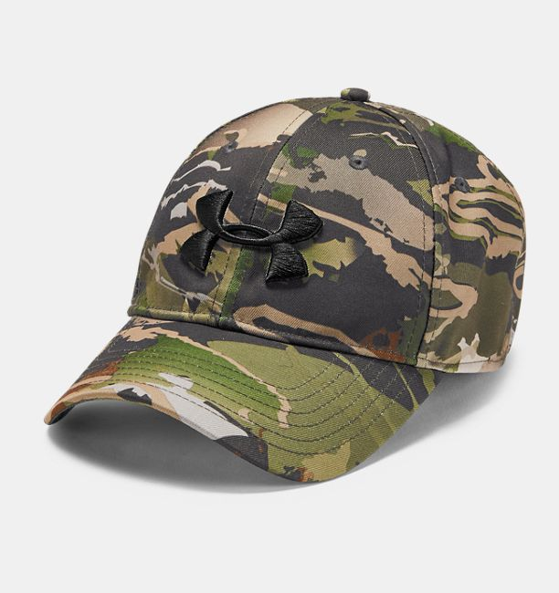pretty nice dc1cf 4a4ca UA Camo 2.0 Cap. Men s Hunting Headwear