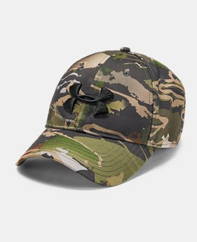 170aa64050e96 Men s UA Camo 2.0 Cap 4 Colors Available  24.99
