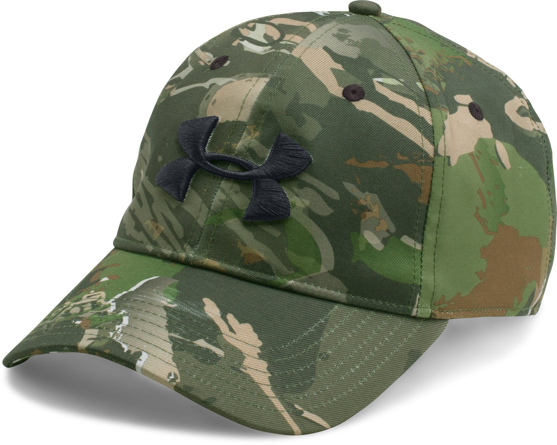 Men's UA Camo 2.0 Cap, RIDGE REAPER® FOREST