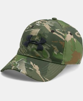 Men's UA Camo 2.0 Cap  6 Colors $24.99