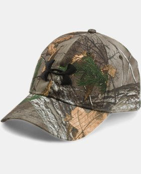 Men's UA Camo 2.0 Cap  2  Colors Available $29.99