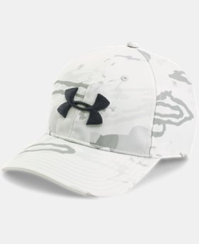 Men's UA Camo 2.0 Cap  1 Color $18.74