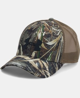 Men's UA Camo Mesh 2.0 Cap  1 Color $29.99