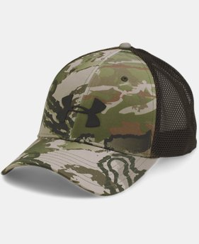 Men's UA Camo Mesh 2.0 Cap  4  Colors Available $29.99