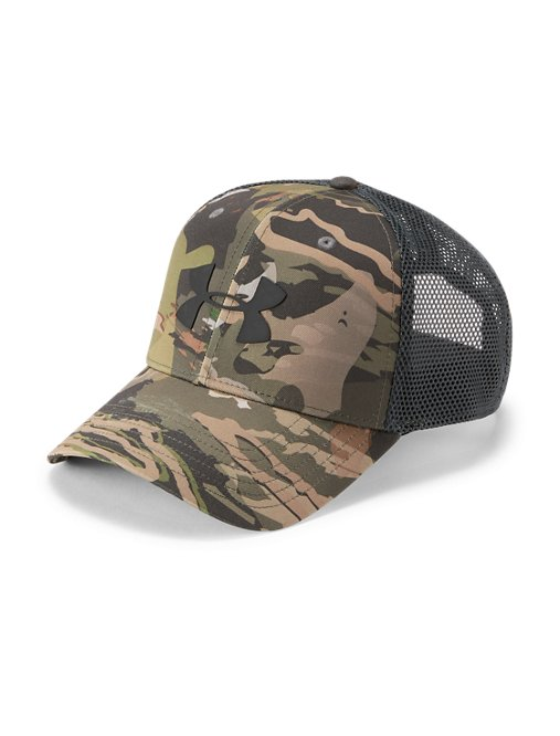 555398ee9a799 This review is fromMen s UA Camo Mesh 2.0 Cap.