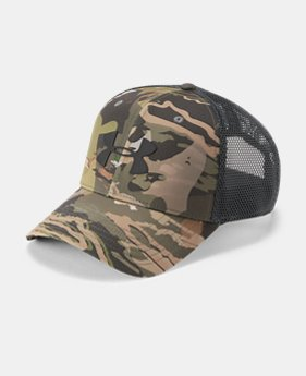 Men s UA Camo Mesh 2.0 Cap 1 Color Available  24.99 2b195a5485ab