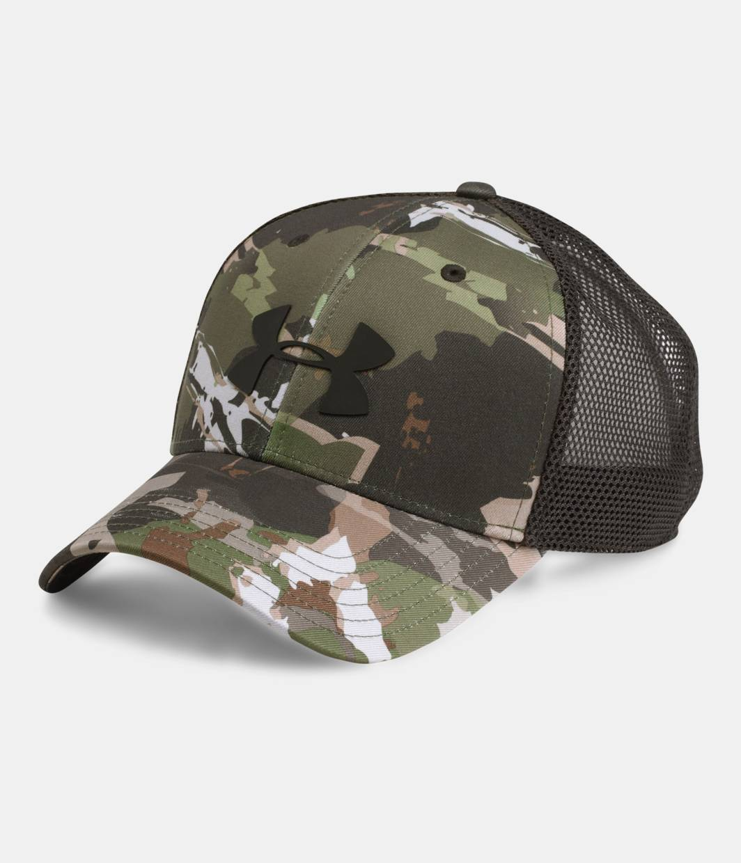 014c41f6974 Men s UA Camo Mesh 2.0 Cap 3 Colors Available  24.99