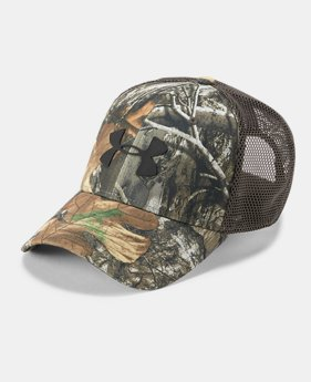 c82a781ff8 Men's Camo Hunting Hats & Headwear | Under Armour CA