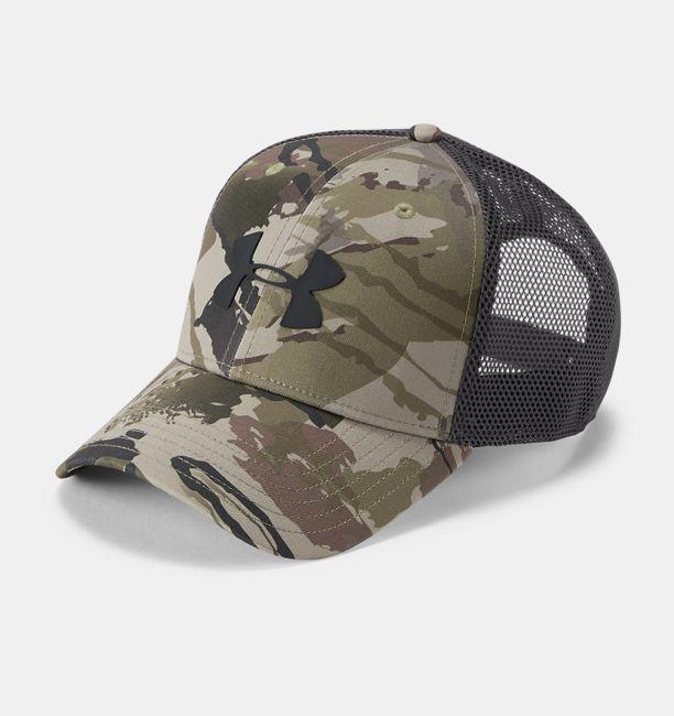 best sneakers 5266e c0ba6 UA Camo Mesh 2.0 Cap. Men s Hunting Headwear