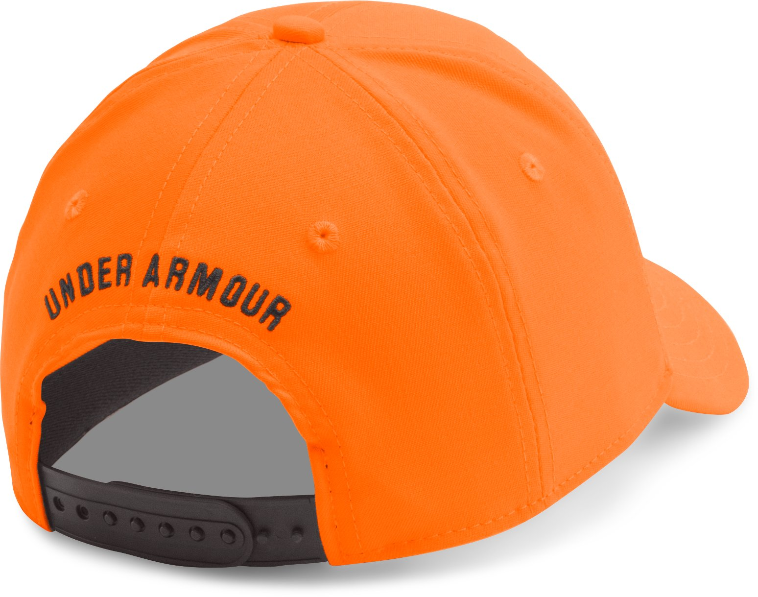 Women's UA Camo Cap, Blaze Orange, undefined