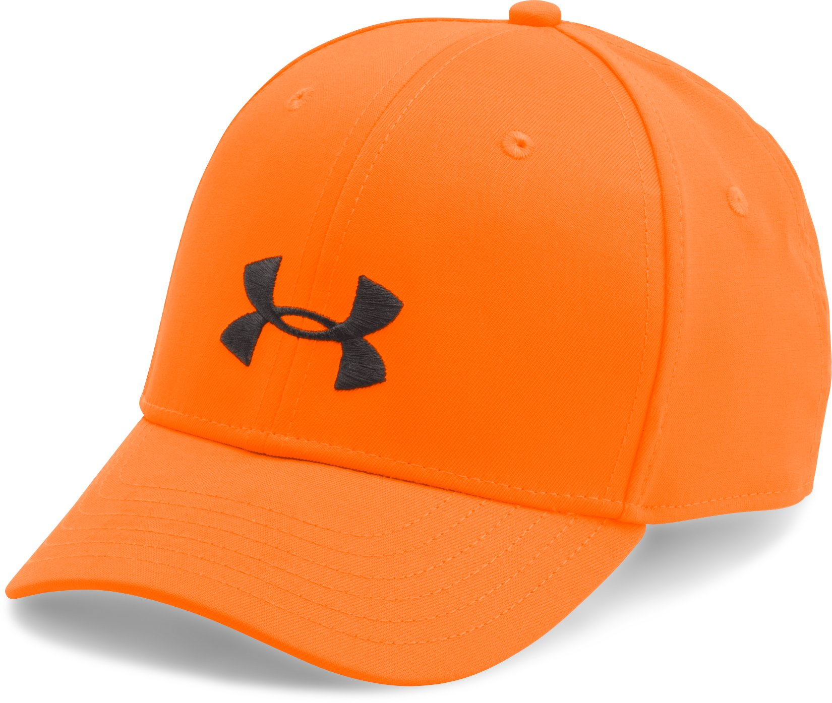 Women's UA Camo Cap, Blaze Orange