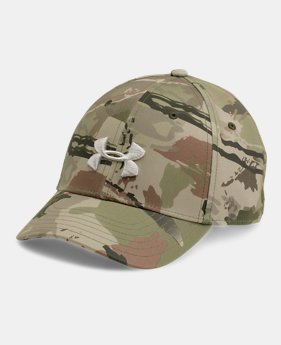 5bb0b15a671 Women s UA Camo Cap 1 Color Available  18.99