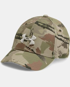 Women's UA Camo Cap  2 Colors $24.99