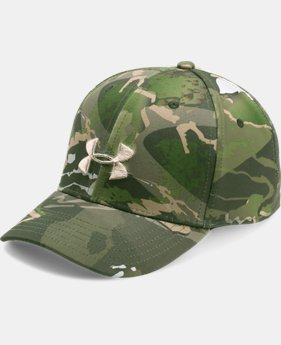 Women's UA Camo Cap  3 Colors $24.99