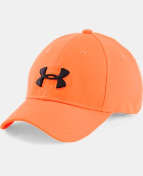 Boys' UA Camo Cap 2.0  2  Colors Available $21.99