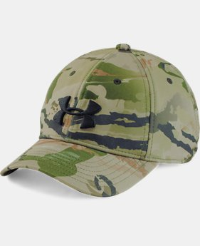 Boys' UA Camo Cap 2.0  3 Colors $21.99