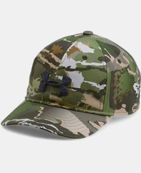 Boys' UA Camo Cap 2.0  4 Colors $21.99
