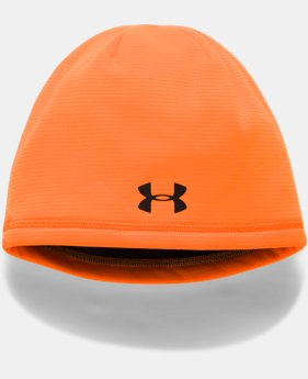 Boys' UA Scent Control Storm Fleece Beanie LIMITED TIME OFFER 1 Color $20.99