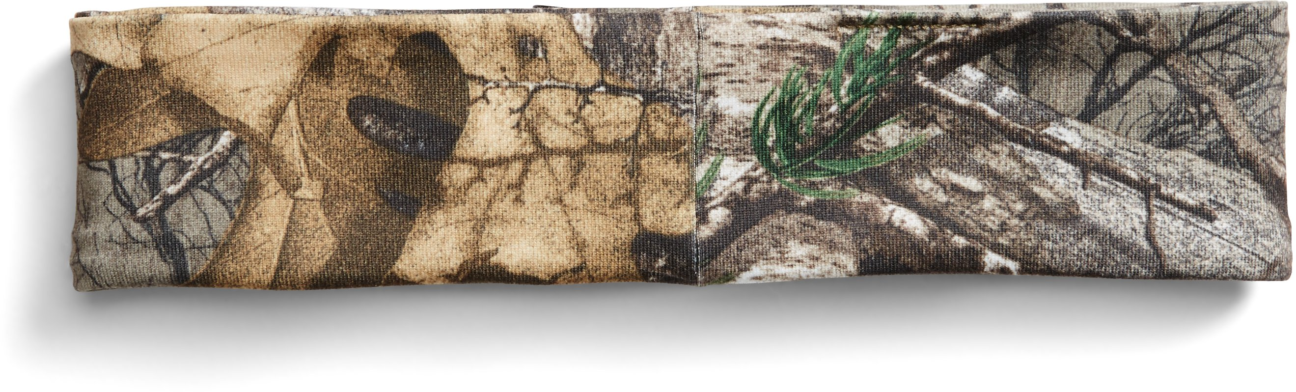 Women's UA Caliber Camo Headband, REALTREE AP-XTRA, undefined