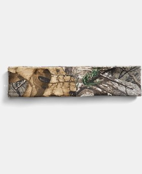 New Arrival Women's UA Caliber Camo Headband  1 Color $14.99