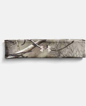 Women's UA Caliber Camo Headband  1 Color $14.99