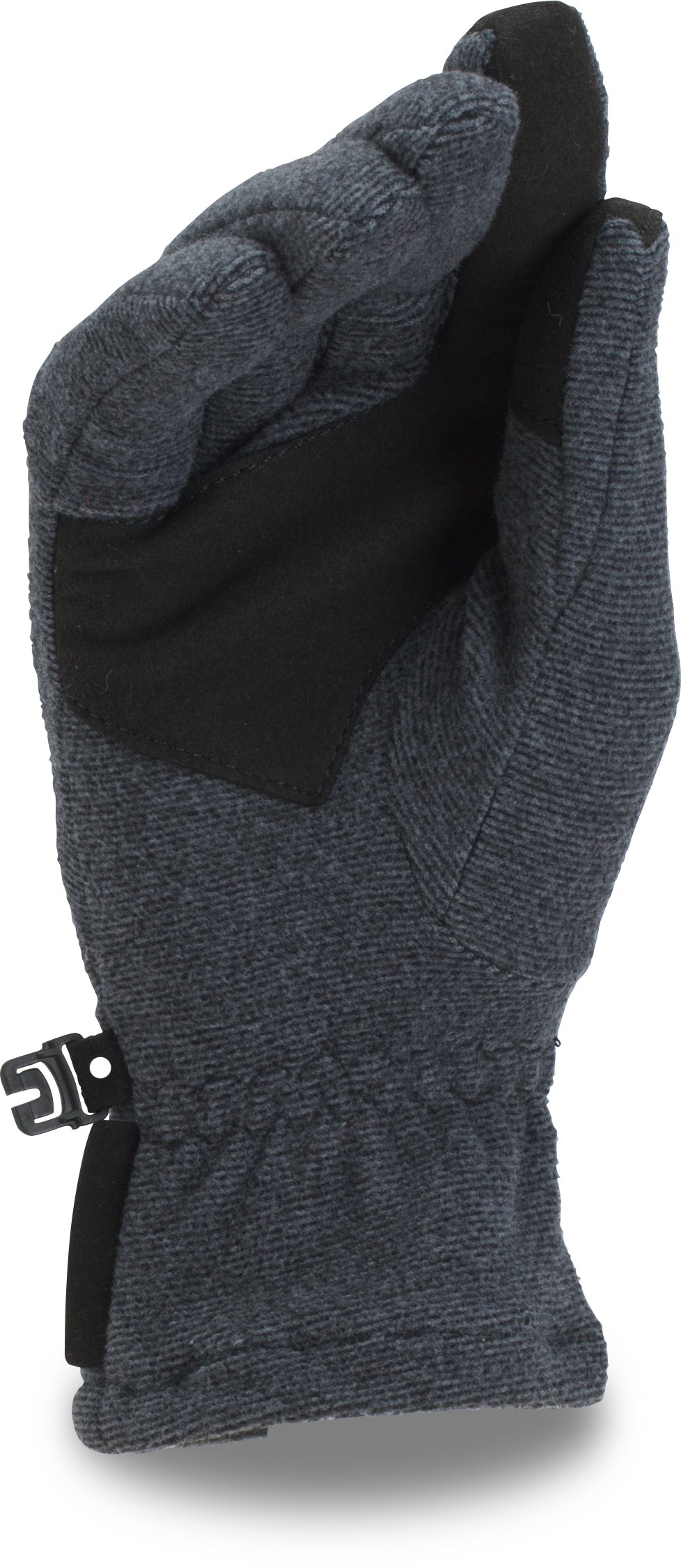 Kids' ColdGear® Infrared Fleece Gloves, Black ,