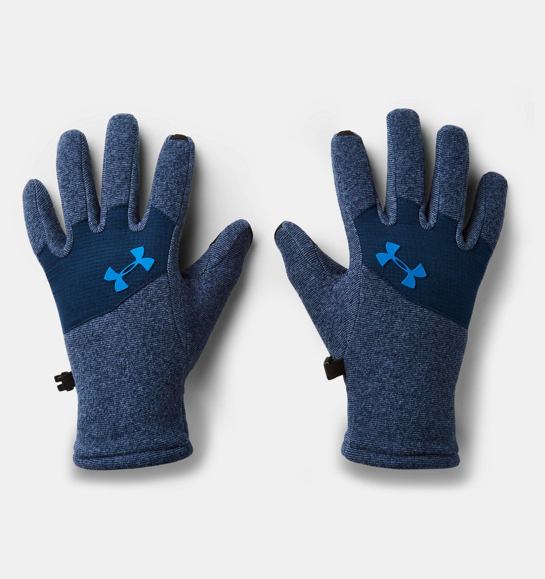 Underarmour Kids ColdGear Infrared Fleece Gloves