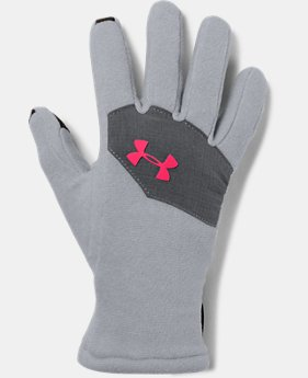 Kids' ColdGear® Infrared Fleece Gloves LIMITED TIME OFFER 2 Colors $17.49