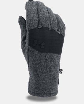 Men's ColdGear® Infrared Fleece 2.0 Gloves  4 Colors $34.99