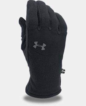 Men's ColdGear® Infrared Fleece 2.0 Gloves  4 Colors $29.99