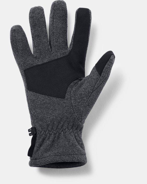 Men's ColdGear® Infrared Fleece 2.0 Gloves, Black, pdpMainDesktop image number 1